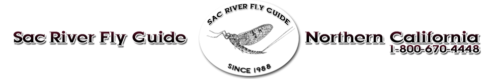 Sac River Fly Guide
